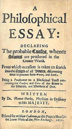 Dissertation philosophy