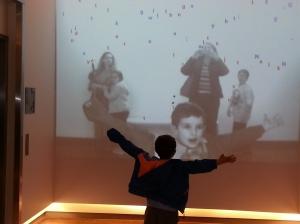 Interactive art at 21C.