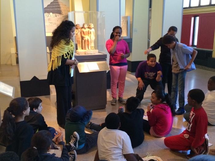 Lyons at Brooklyn Museum