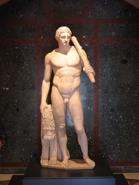 The Lansdowne Heracles, c. 125 CE