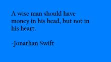 swift quote