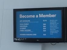 Milwaukee Art Museum admissions